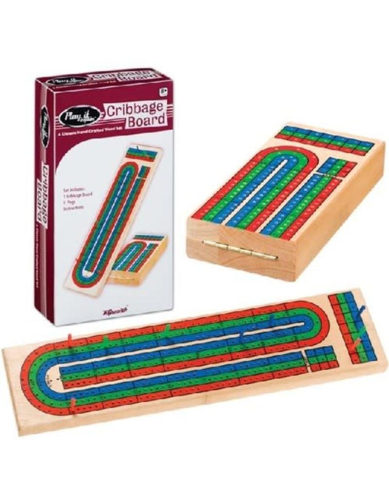 Toysmith Cribbage Board