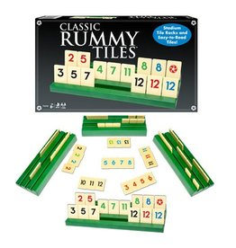 Winning Moves Classic Rummy Tiles