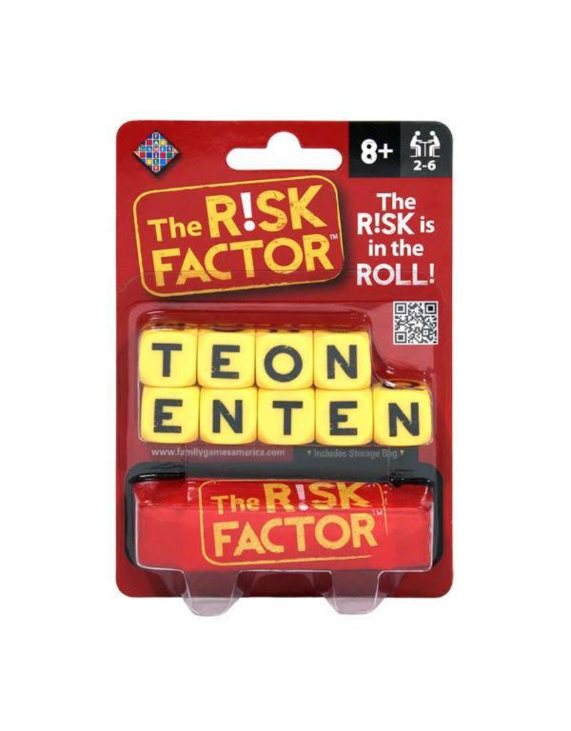 Family Games America The Risk factor