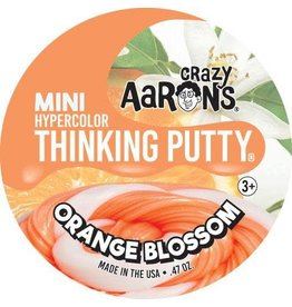 "Crazy Aaron Putty Orange Blossom Hypercolor 2"" Tin"