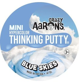 Crazy Aaron Putty Thinking Putty Blue Skies
