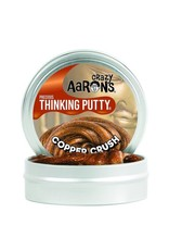 Crazy Aaron Putty Thinking Putty - Copper Crush Precious Metals