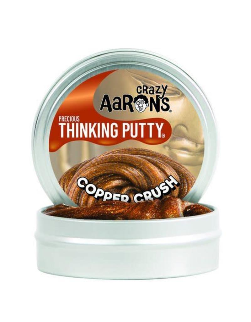 Crazy Aaron Putty Crazy Aaron's Thinking Putty - Copper Crush Precious Metals