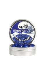 Crazy Aaron Putty Ceylon Sapphire Precious Thinking Putty