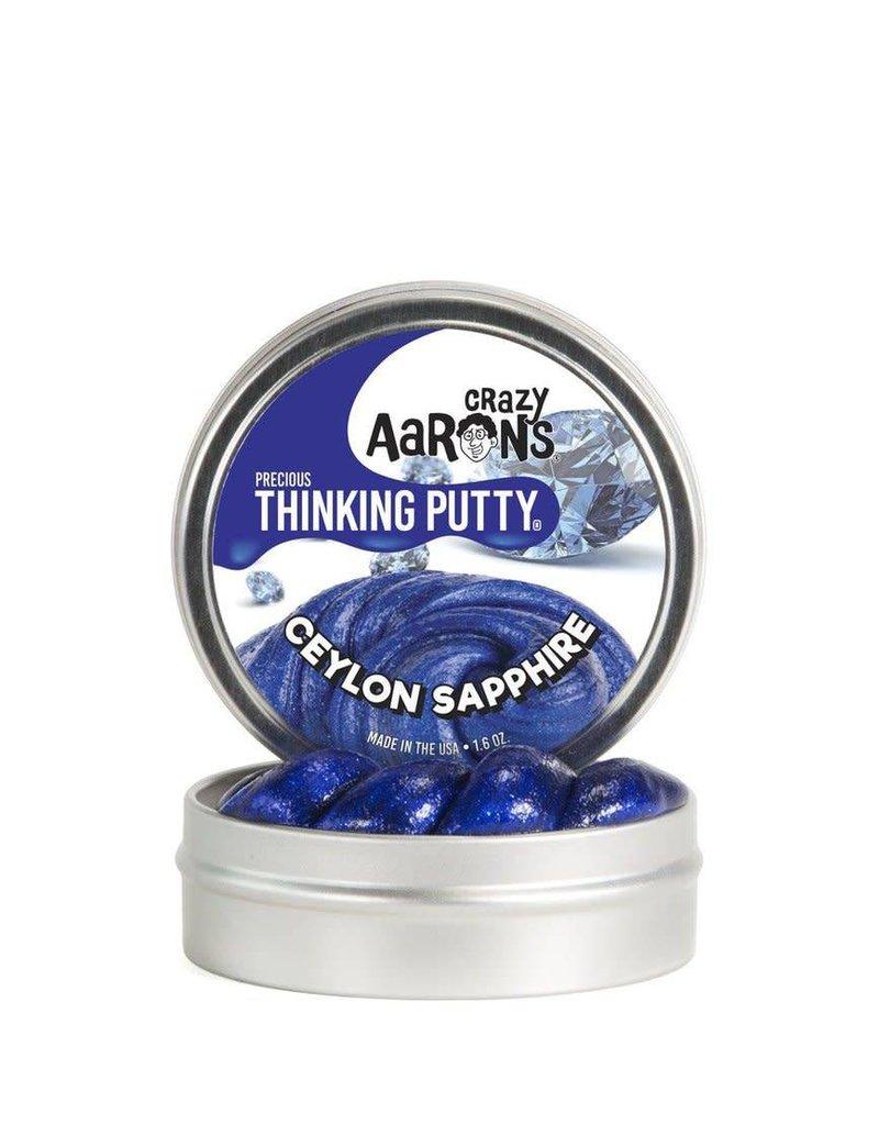 Crazy Aaron Putty Crazy Aaron's Precious Thinking Putty - Ceylon Sapphire
