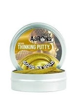 Crazy Aaron Putty Good As Gold Precious Thinking Putty