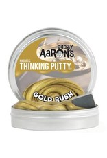 Crazy Aaron Putty Crazy Aaron's Thinking Putty - Magnetic Gold Rush