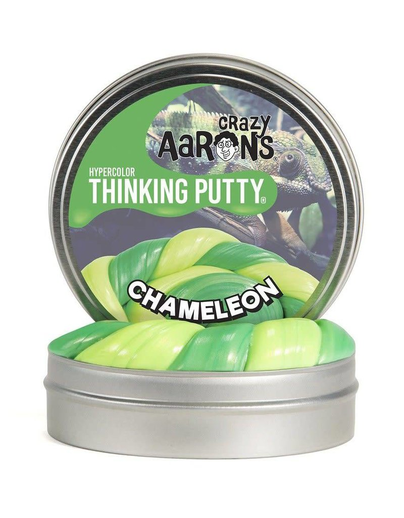Crazy Aaron Putty Chameleon Hypercolor Thinking Putty