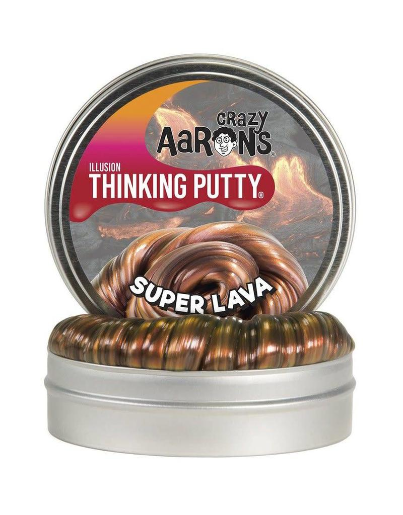 Crazy Aaron Putty Super Lava Illusion Thinking putty