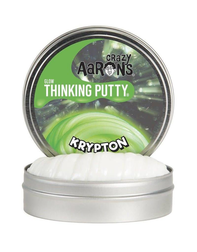 Crazy Aaron Putty Thinking Putty - Krypton