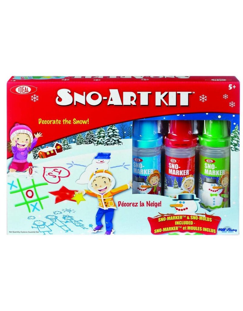 Alex Brands Sno-Art Kit