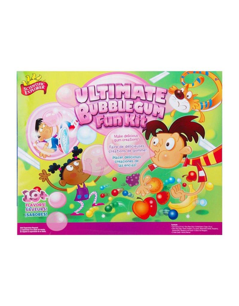 Scientific Explorer Ultimate Bubblegum Fun Kit
