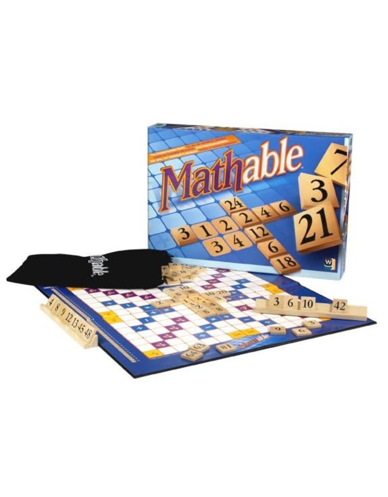 Family Games America Mathable Deluxe