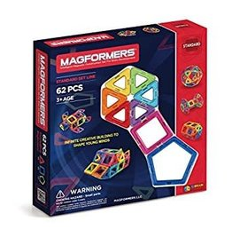 magformers Magformers 62 pc.