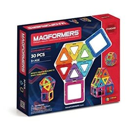 magformers Magformers Basic Set Line 30 pc. set