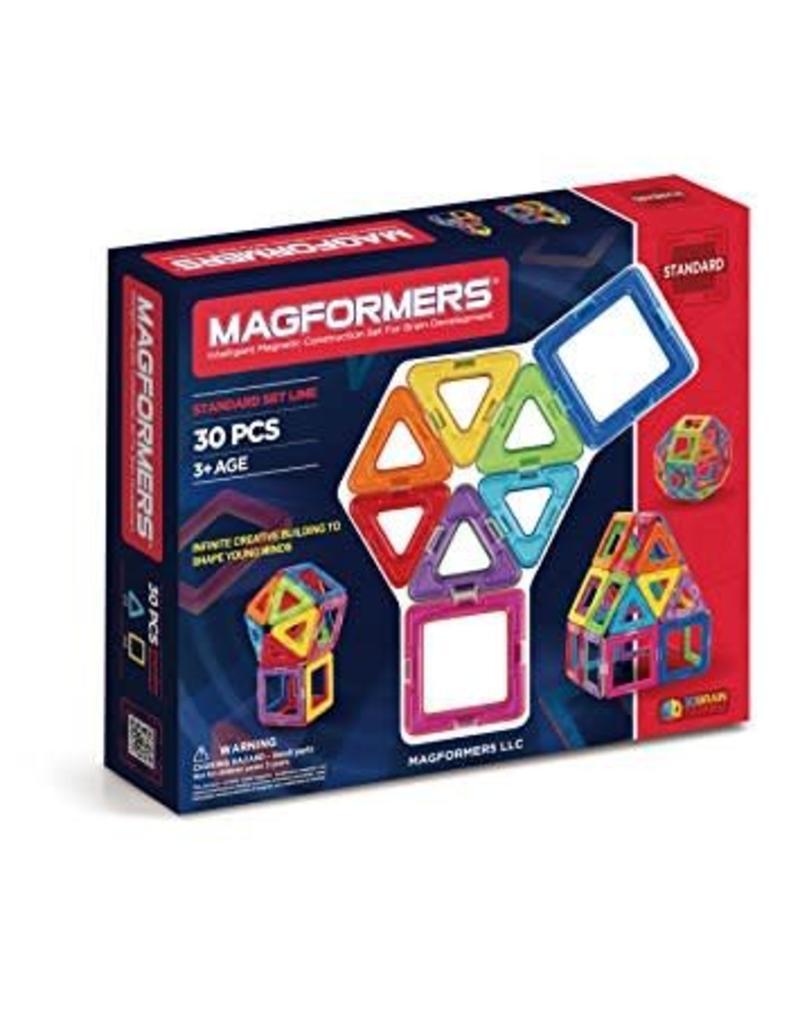 Magformers Magformers Basic Set Line 30 pc. set
