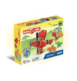 Geomag Magicube Magnetic Dinosaurs