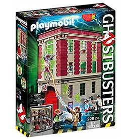 Playmobile Ghostbusters Mansion
