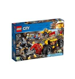 Lego Lego City Mining Heavy Driller