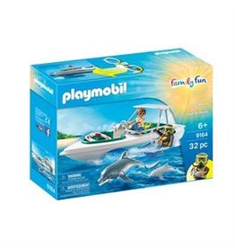 Playmobil Playmobil Diving Trip