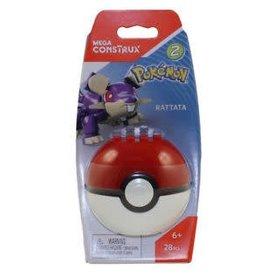 Mattel Mega Construx Pokemon - Rattata