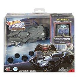 Hot Wheels Hot Wheels Batmobile Car Body & Cartridge Kit