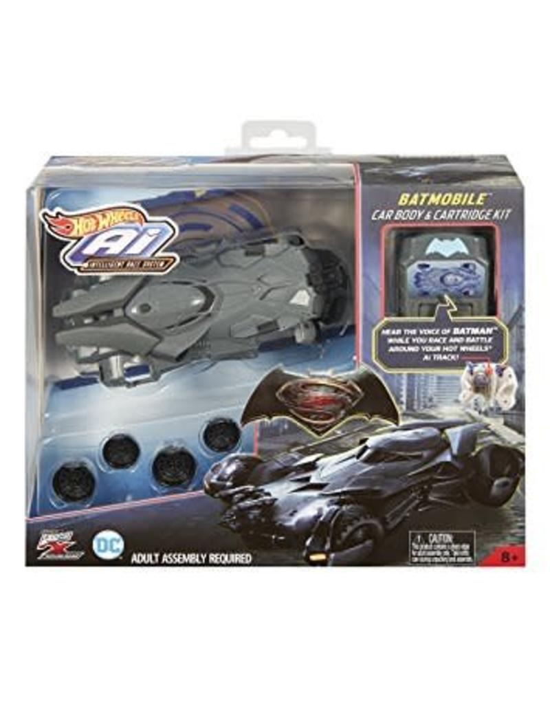 Hot Wheels Hot Wheels Batmobile Car Body & Cartridge Kit
