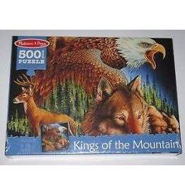 Melissa & Doug Kings of the Mountain 500pc.