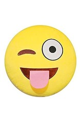 Kids Preferred Winky Face Emoji Pillow