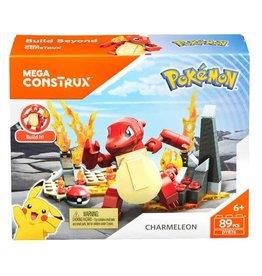 Mattel Mega Contstrux Pokemon - Charmeleon