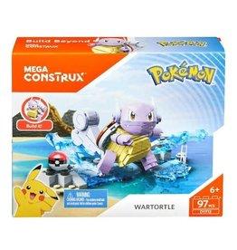 Mattel Mega Contsrux Pokemon - Wartortle