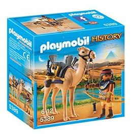 Playmobile Playmobil Egyptian Warrior with Camel