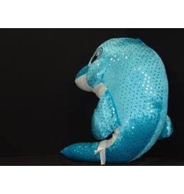 RI Novelity Sequin Dolphin