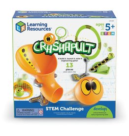 Learning Resources Crashapult Stem Challenge LER 9287