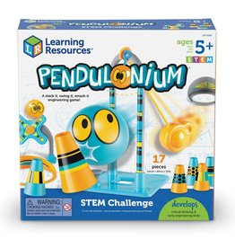 Learning Resources Pendulonium  Stem Challenge LER 9288