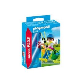 Playmobile Playmobil Window Cleaner