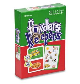Geo Toys Finders Keepers