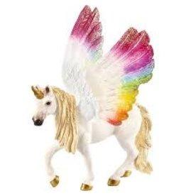 Schleich Winged Rainbow Unicorn *Specialty Exclusive