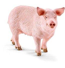 Schleich Pig