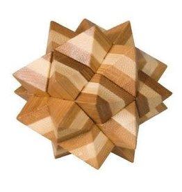 Fridolin IQ-Test Bamboo Puzzle 17462