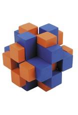 Fridolin IQ-Test Bamboo Puzzle 17180