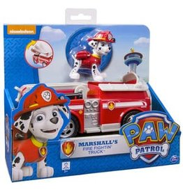 Spin Master Paw Patrol - Marshall's Fire Fighting Truck