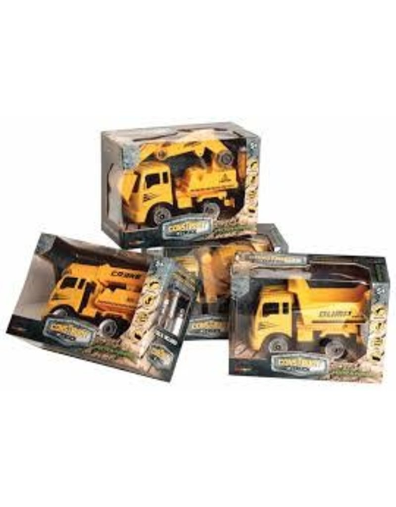 Mukikim Construct A Truck - Crane