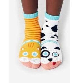 Geyser Guys Pals Socks 1-3 Years Cat & Dog