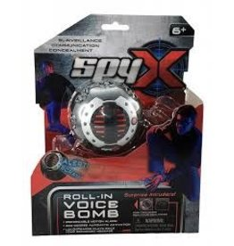 Mukikim Spy X Roll In Voice Bomb