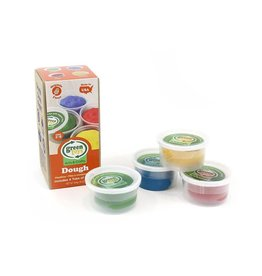 Green Toys Arts and Crafts Dough - 4 Pack