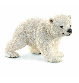 Schleich Schleich Walking Polar Bear Cub