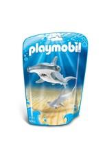 Playmobil Playmobil Hammerhead Shark with Baby