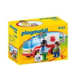 Playmobile Playmobil Rescue Ambulance