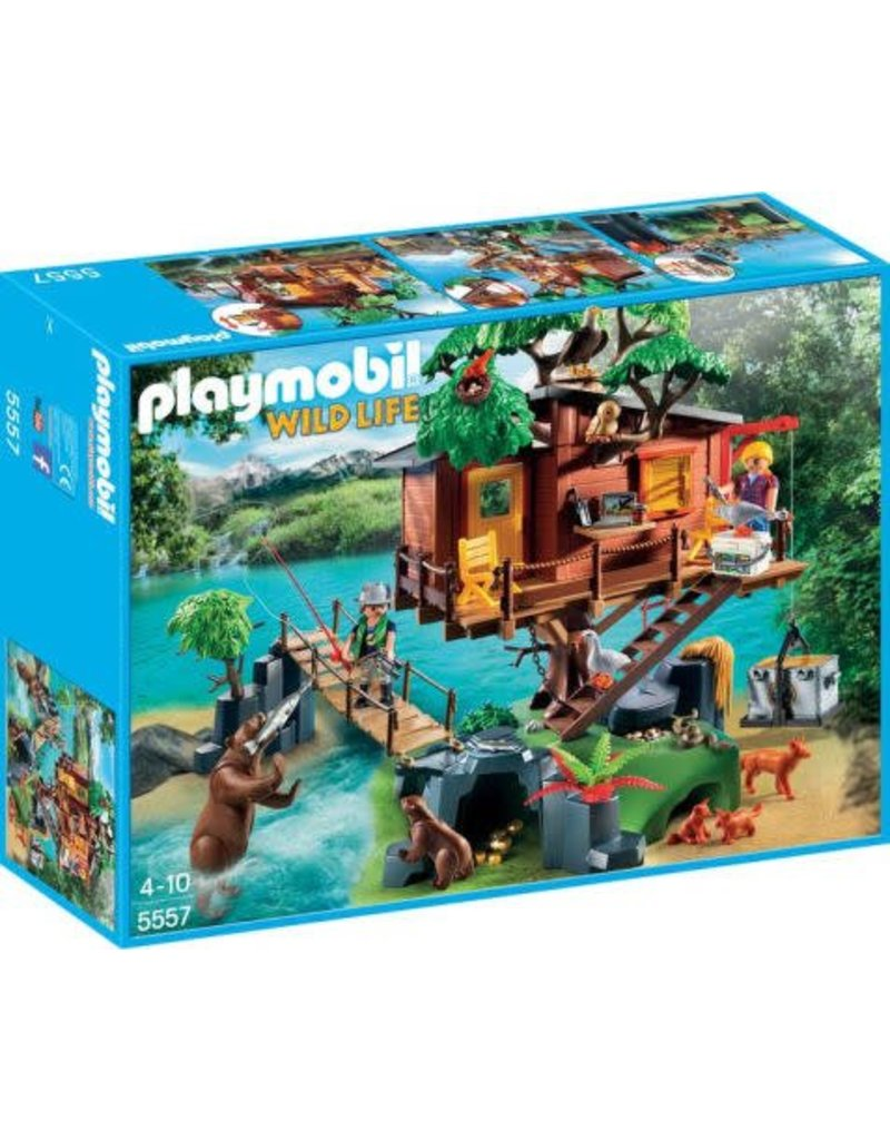 Playmobil Playmobil Adventure Tree House